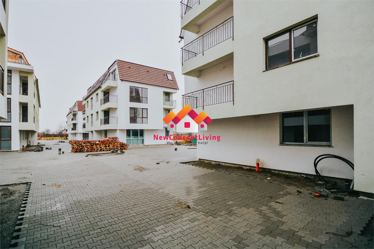 Apartament de vanzare in Sibiu - 3 camere -complet decomandat