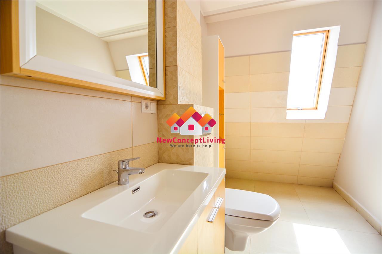 Apartament de vanzare in Sibiu - 3 camere decomandate-FINISAT LA CHEIE