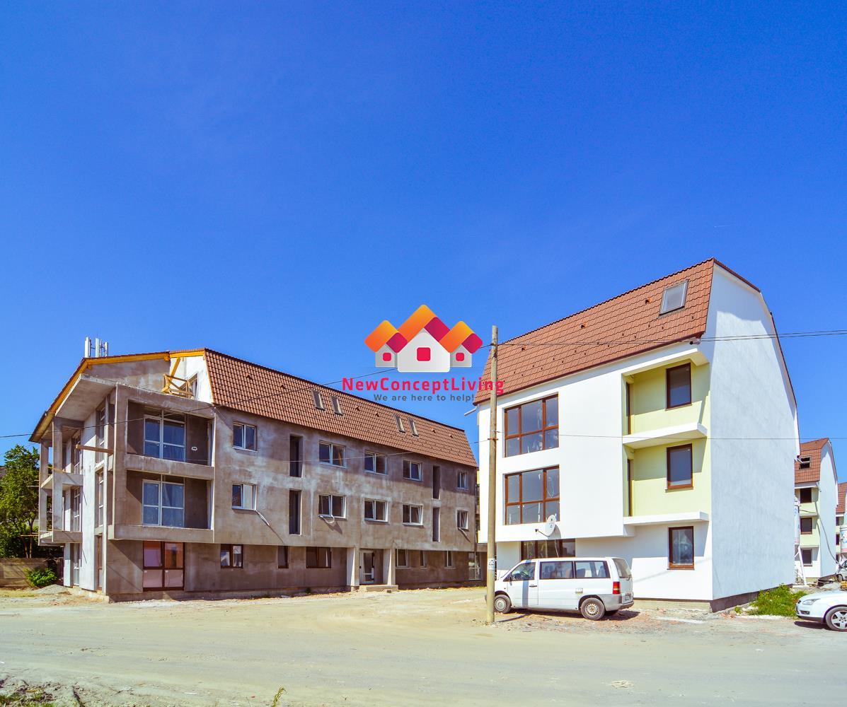 Apartament de vanzare-tip penthouse- terasa de 32 mp