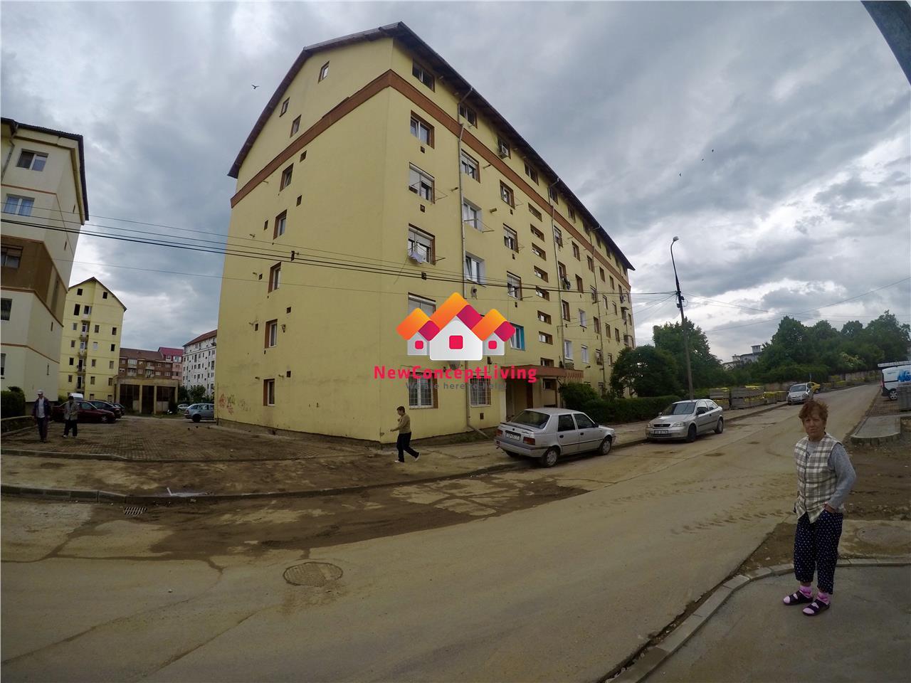Garsoniera de vanzare in Sibiu - mobilata + utilata  - Terezian