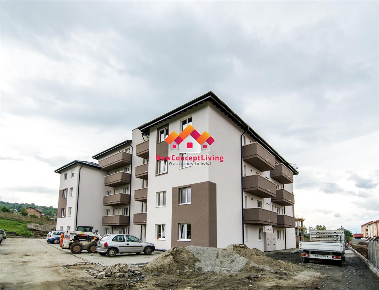 Apartament de vanzare - 3 camere - finisat la cheie