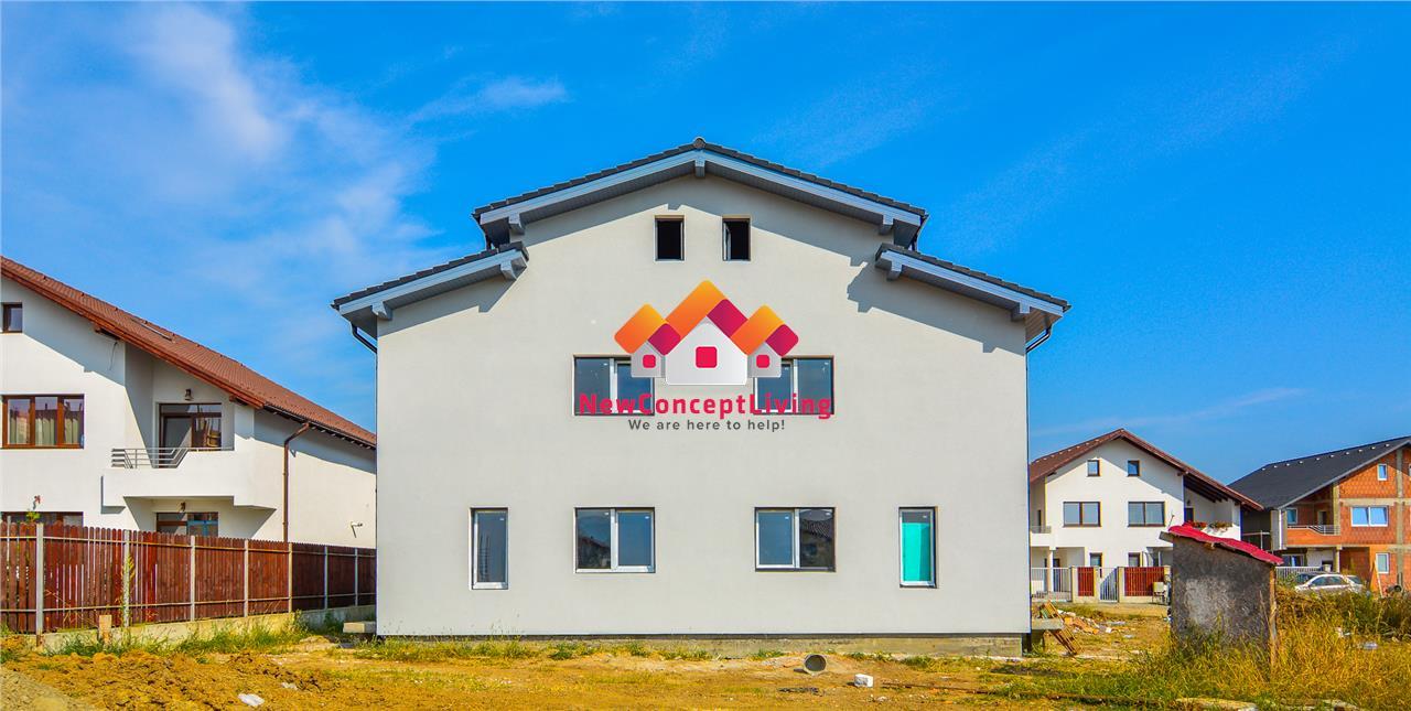 Casa de vanzare in Sibiu spatioasa - 4 camere - loc de parcare