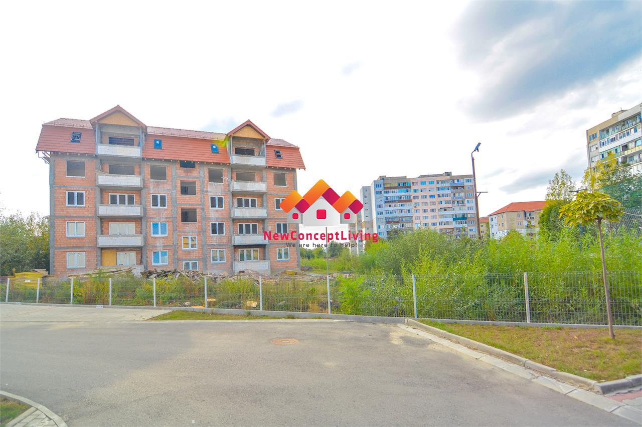 Apartament 2 camere in Sibiu + balcon - Zona practica Euroil Ciresica