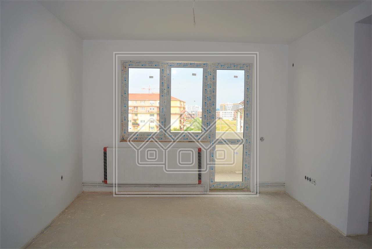 Apartament 2 camere de vanzare in Sibiu- INTABULAT - Zona Ciresica