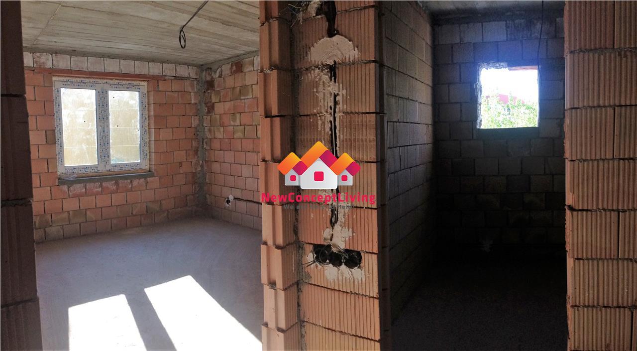 Apartament 3 camere in Sibiu - Ciresica Euroil - 2 bai, 2 balcoane