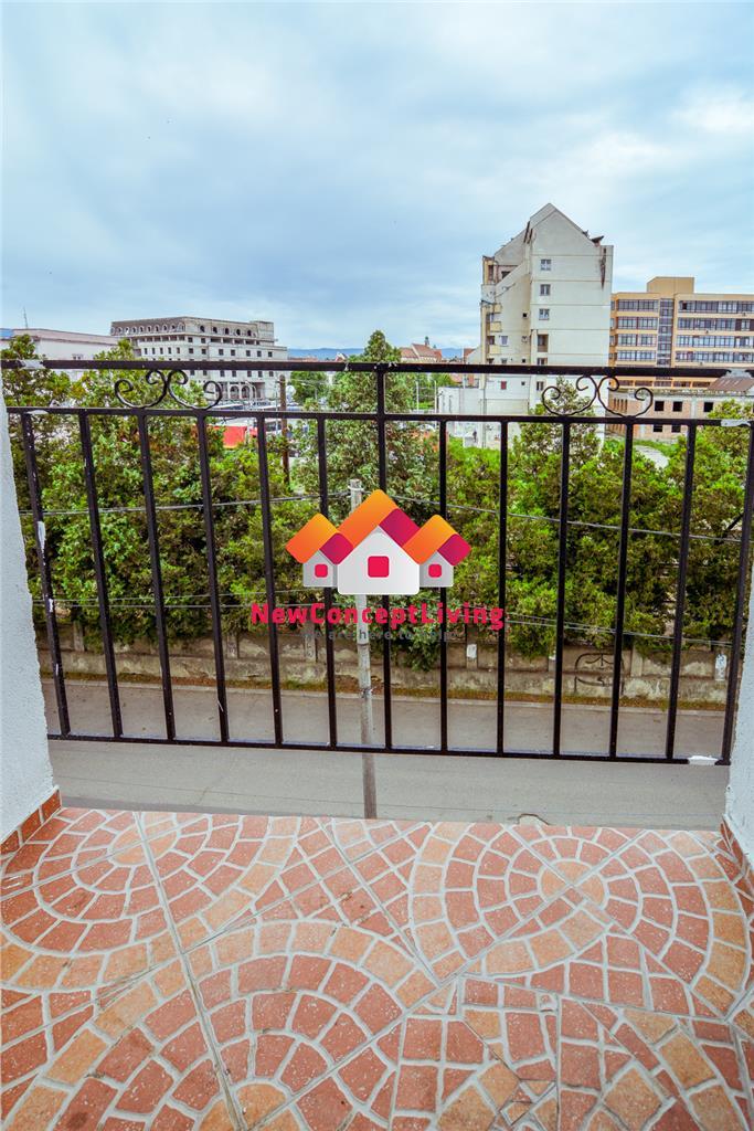 Apartament de inchiriat in Sibiu - tip penthouse - terasa 40 mp