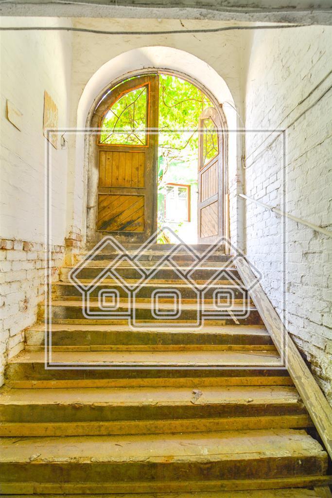 Wohnung zu verkaufen in Sibiu - Keller und Garage - ULTRACENTRALA