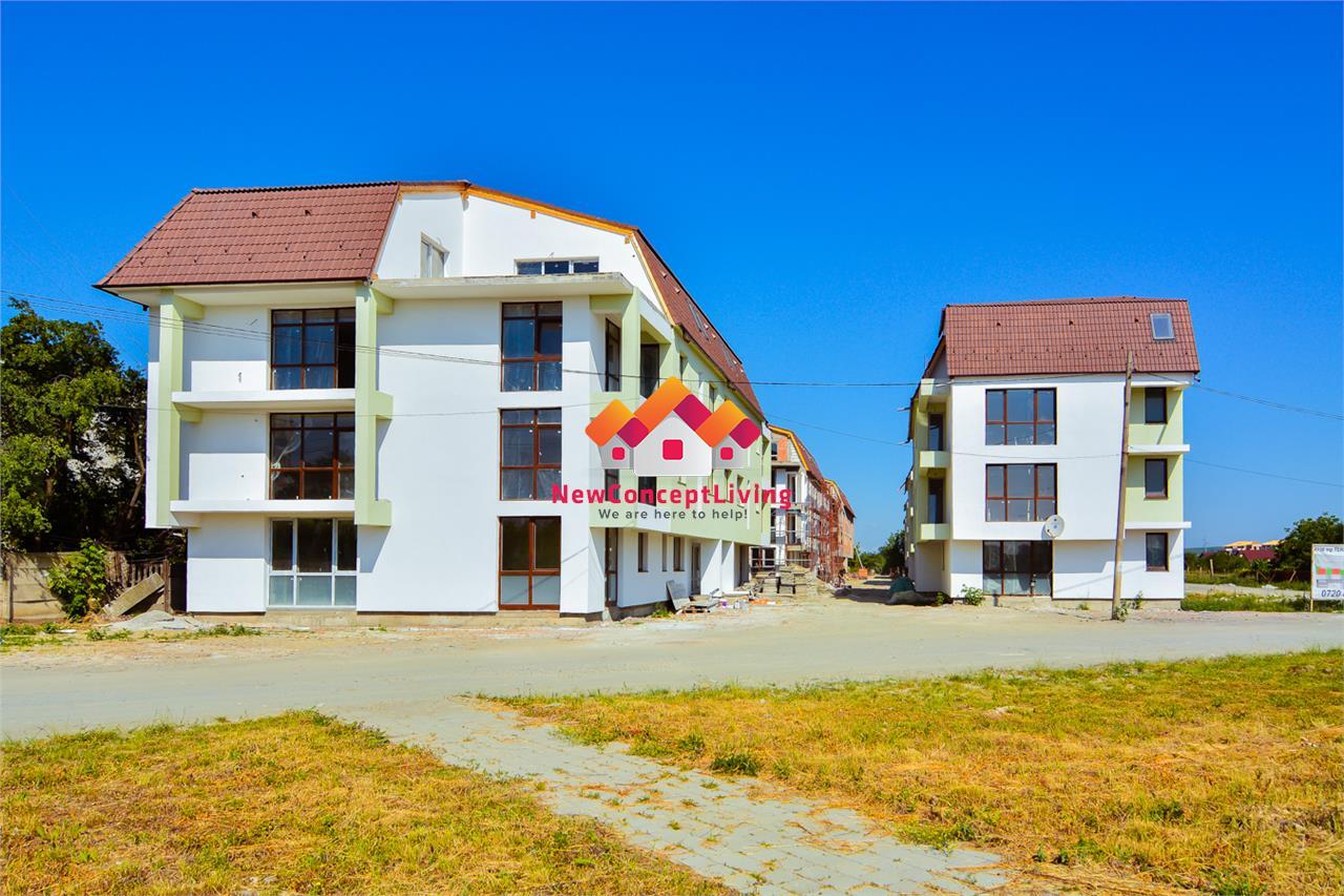 Apartament de vanzare in Sibiu - 2 camere - 65.7 mp utili