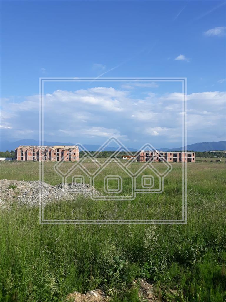 Teren de vanzare in Sibiu - Intravilan 680 mp - Calea Cisnadiei