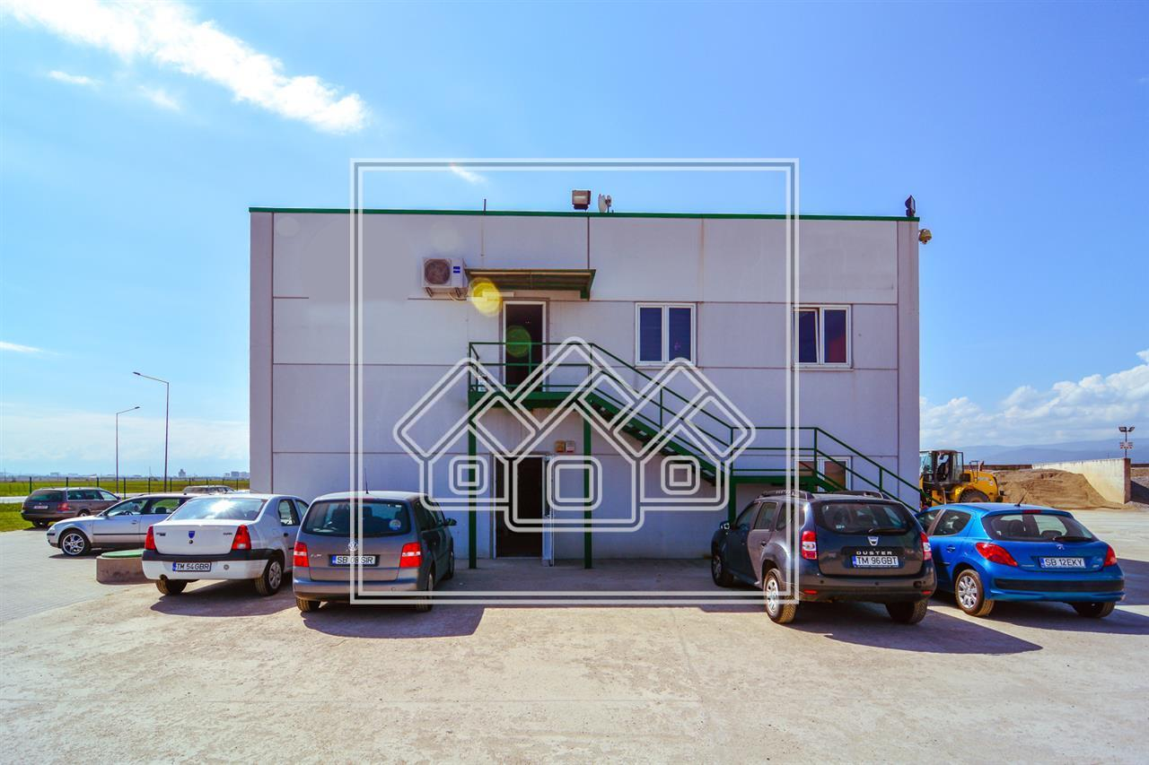 Office space for rent in Sibiu-possibility of redevelopment