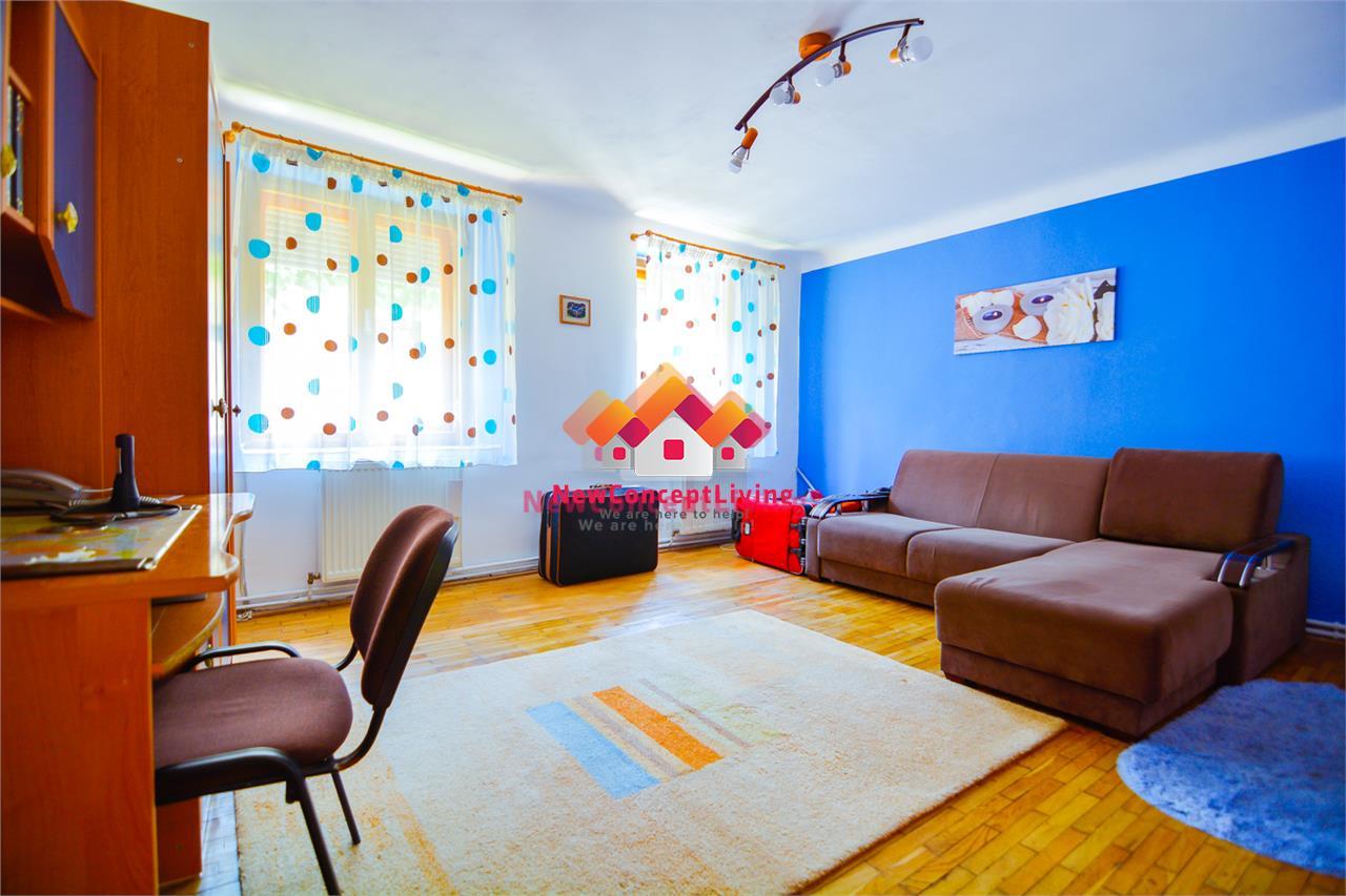 Apartament 2 camere in Sibiu - Central 9 Mai - Acces auto