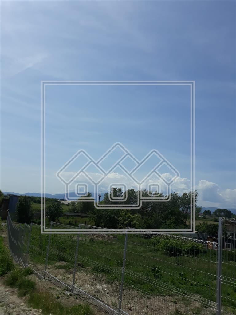 Teren de vanzare in Sibiu - Intravilan -1350 mp - Gusterita -