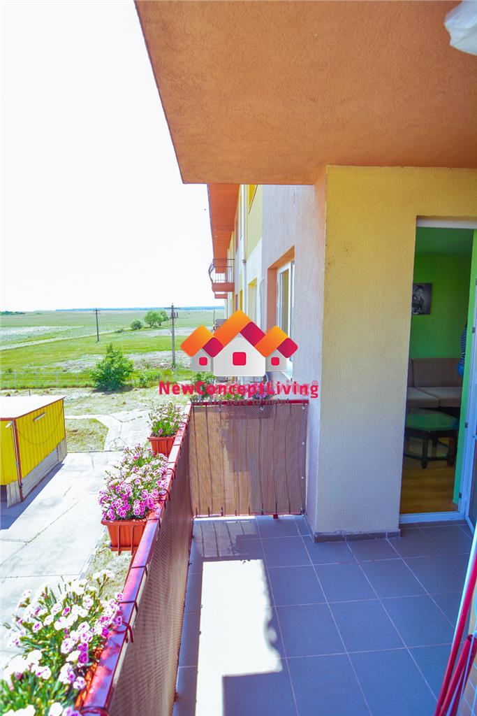 Apartament de vanzare in Sibiu - 2 camere - zona Ciresica