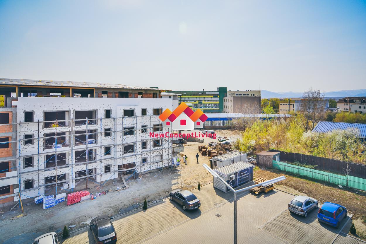 Apartament de vanzare in Sibiu - 1 camera - zona Piata Cluj