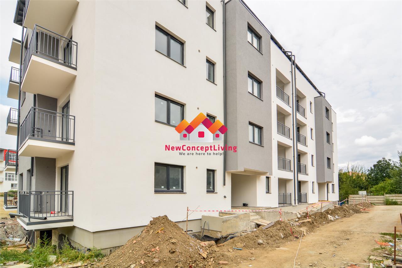 Apartament de vanzare in Sibiu - 2 camere decomandate -zona Piata Cluj