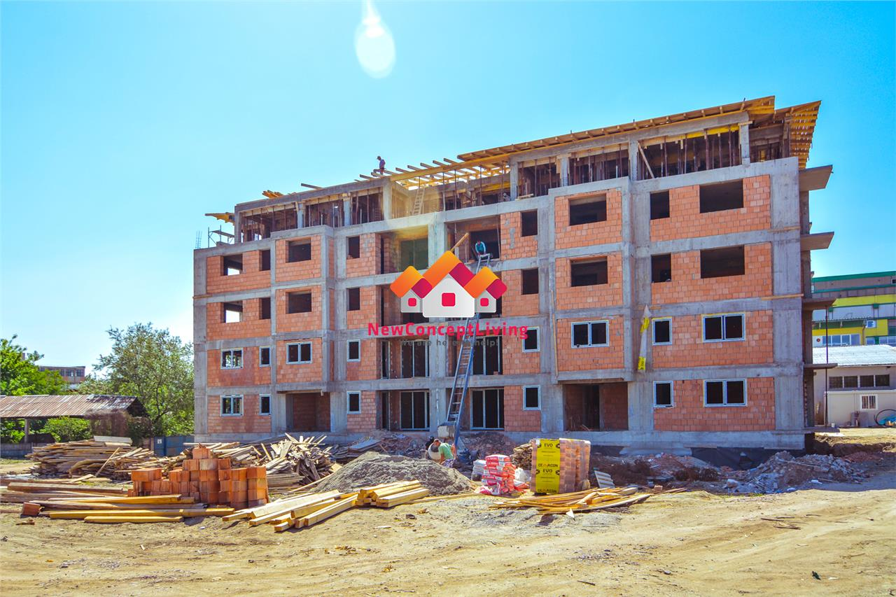 Apartament de vanzare in Sibiu - DECOMANDAT - 2 camere