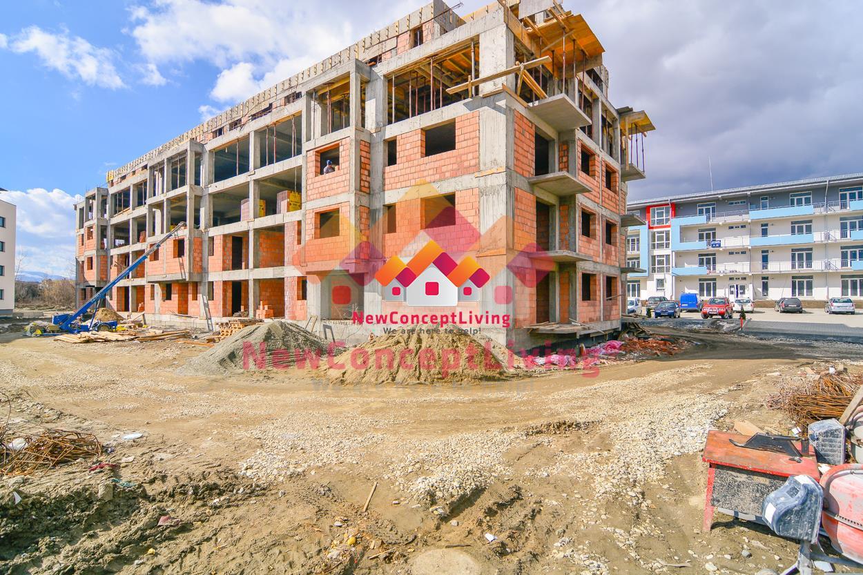 Apartament de vanzare in Sibiu - Penthouse cu 2 terase - vedere mixta
