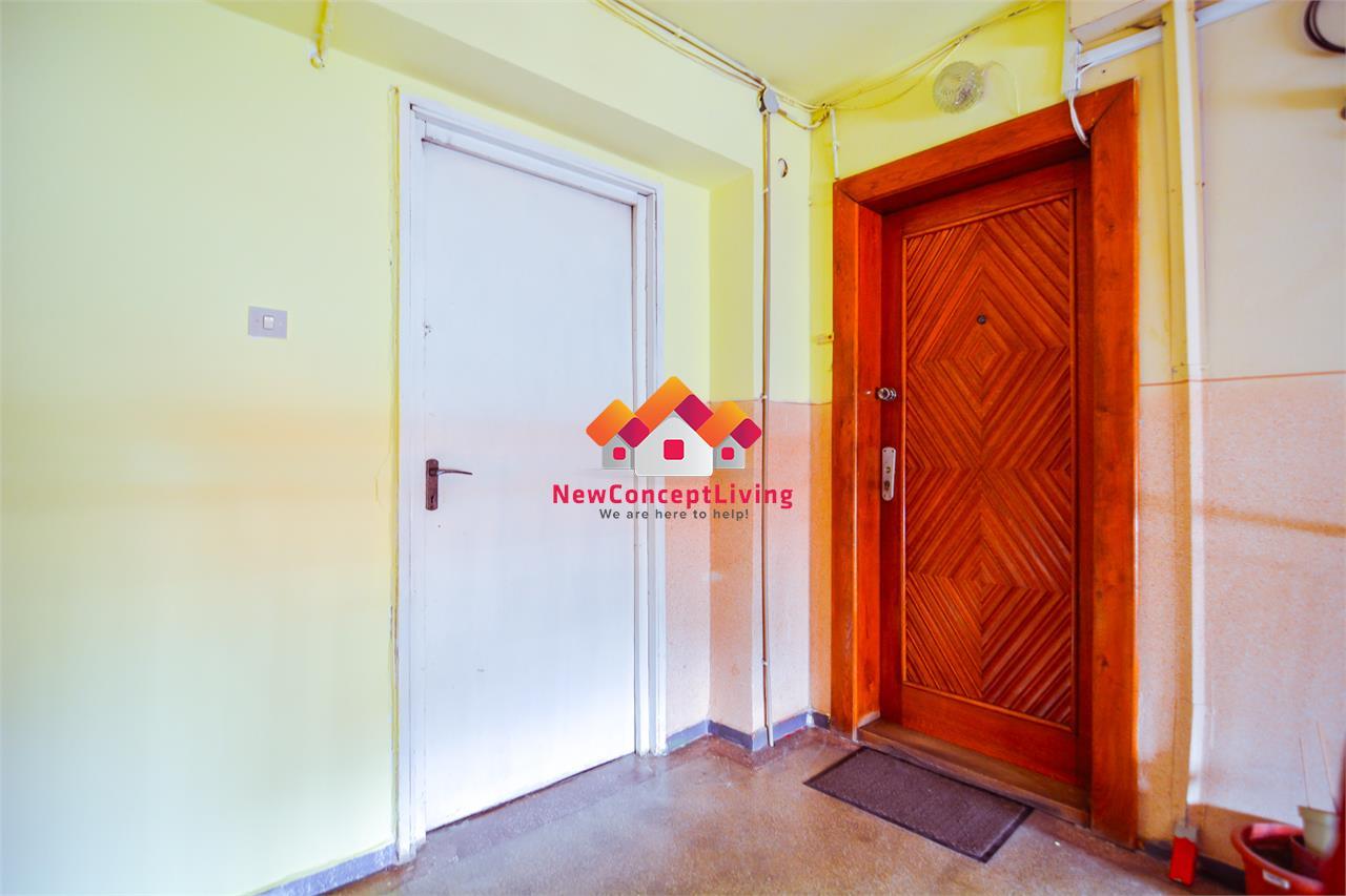 Apartament de vanzare in Sibiu - 3 camere - INTABULAT- Vasile Aaron