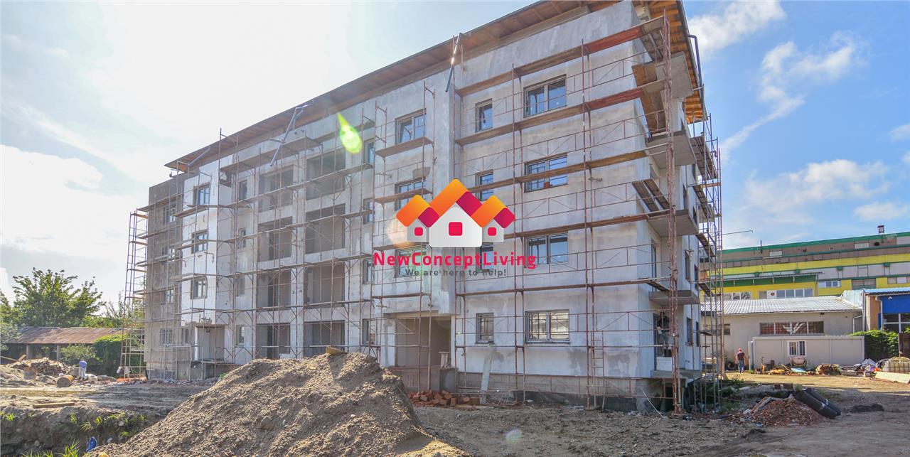 Apartament de vanzare in Sibiu - Penthouse cochet - zona Piata Cluj