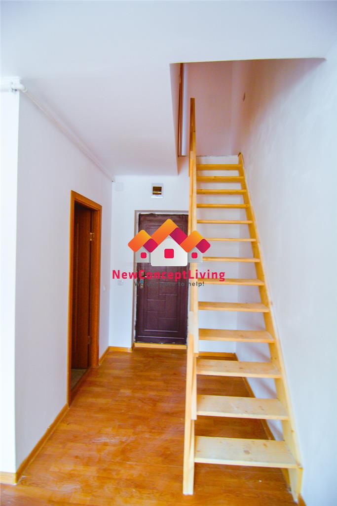 Apartament cu o camera - 43 mp utili in Sibiu