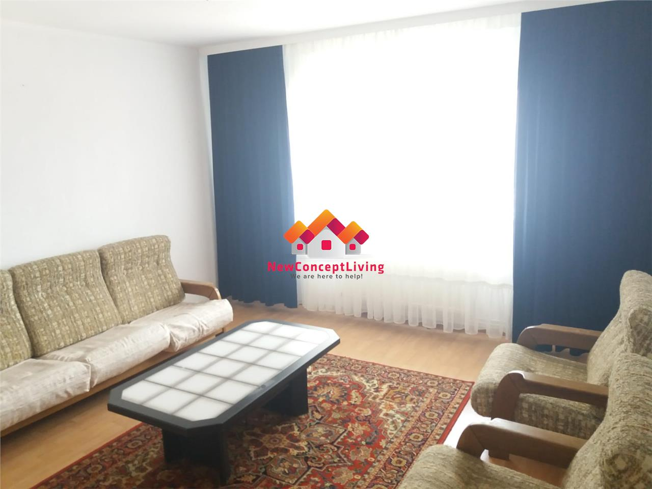 Apartament 3 camere de inchiriat - zona Terezian