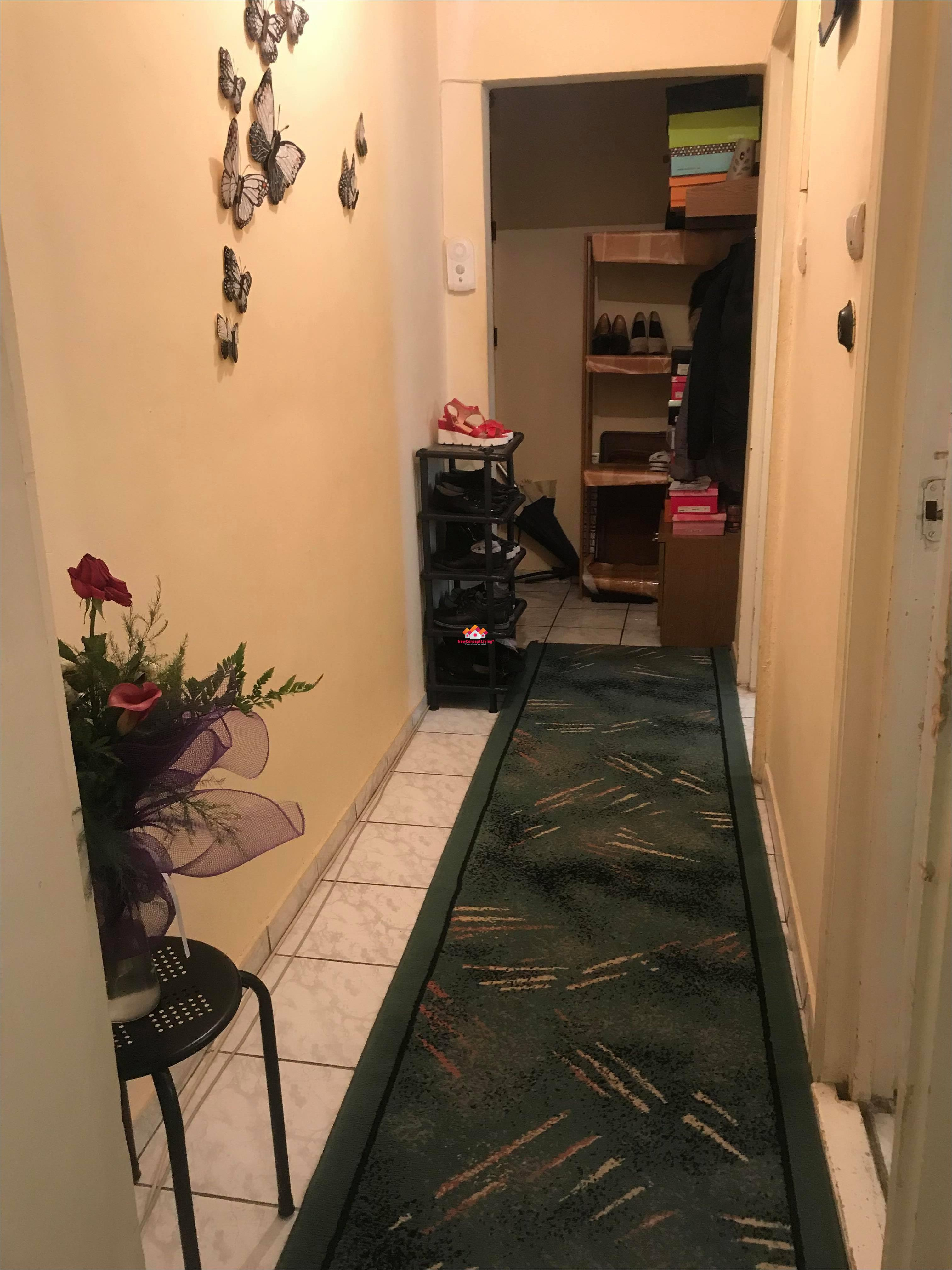 Apartament 2 camere de inchiriat in sibiu - etaj intermediar - Rahovei