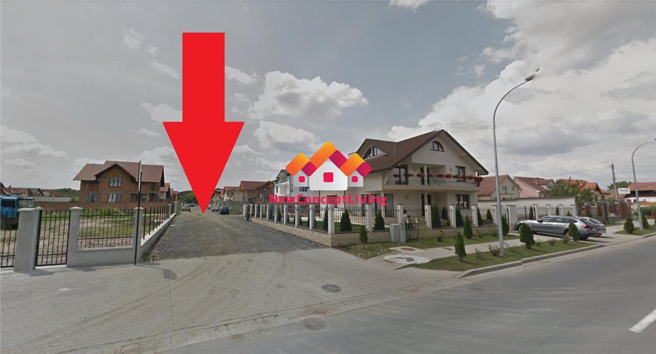 Teren de vanzare in Sibiu, locatie minunata in Selimbar