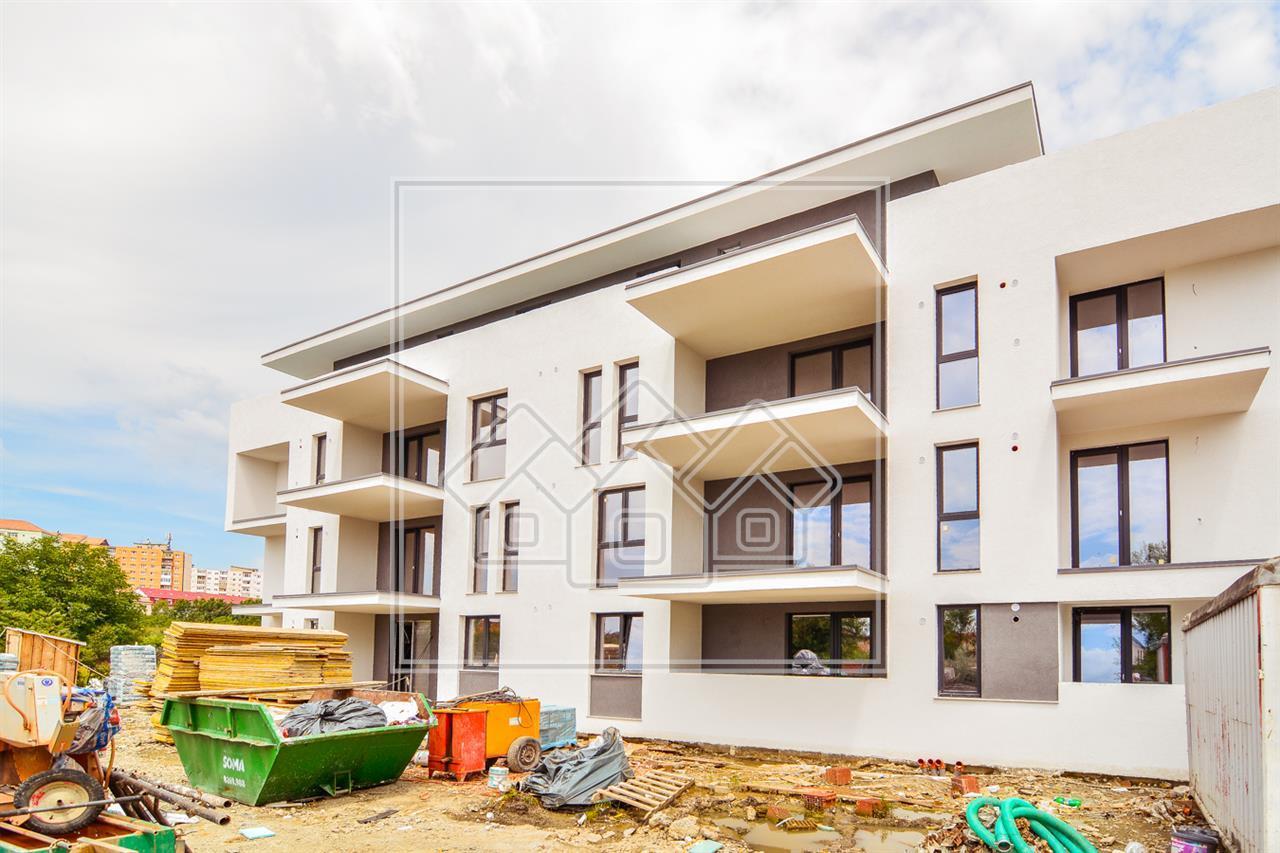 Apartament de vanzare in Sibiu - PENTHOUSE de LUX - terasa de 224 mp