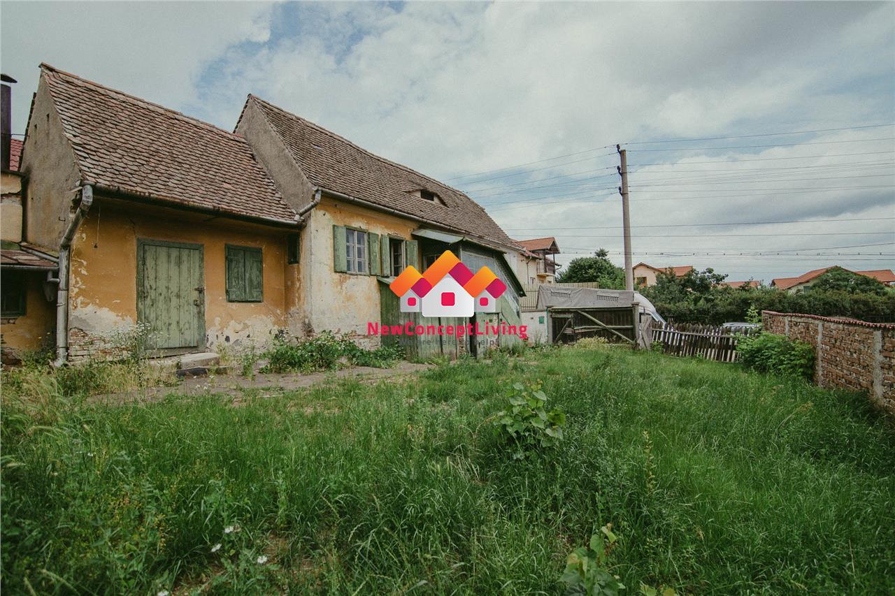 Casa de vanzare in Sibiu - cart. Turnisor - necesita renovare