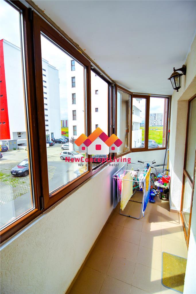 Apartament 3 camere de vanzare in Sibiu - etaj 1 - Doamna Stanca