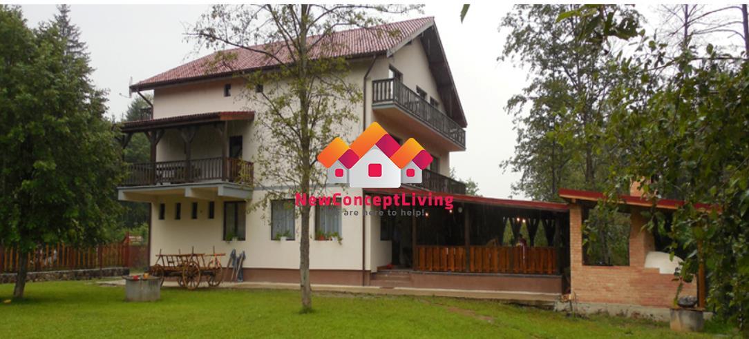 Vila de Lux in zona turistica, Valea Avrigului, Super calitate si pret