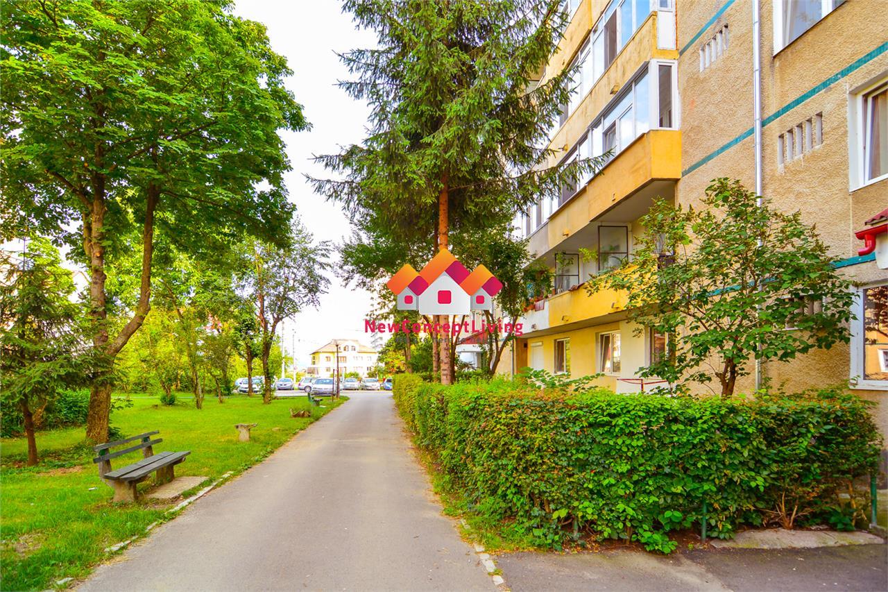 Garsoniera de vanzare in Sibiu - Decomandata - Zona Rahovei