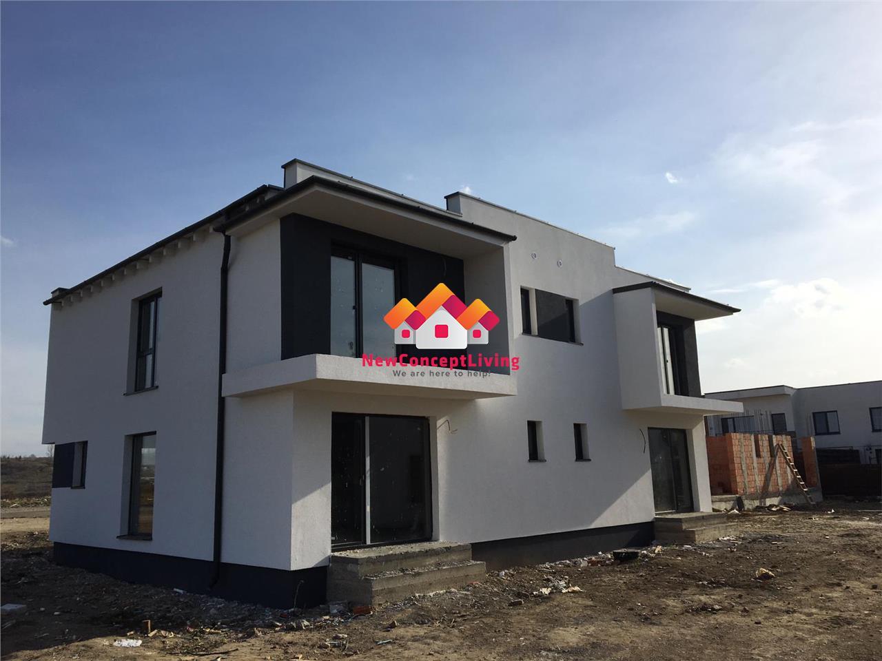 Casa de vanzare in Sibiu - Zona superba + gradina 170mp