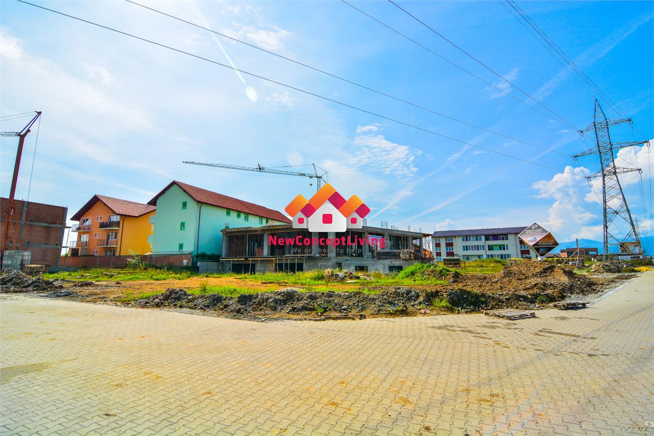 Apartament 2 camere de vanzare in Sibiu - Strada asfaltata, iluminata