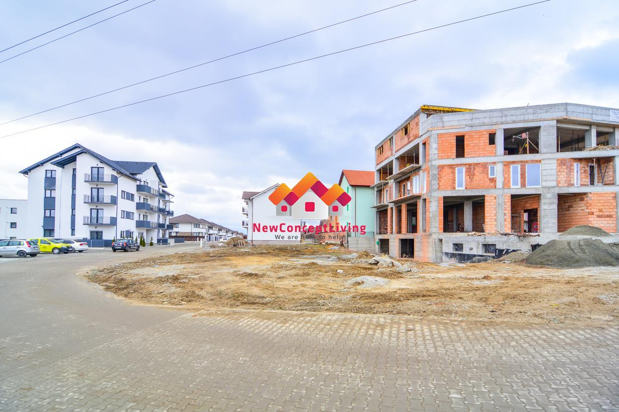 Apartament de vanzare in Sibiu - 2 Camere - balcon de 9mp si parcare