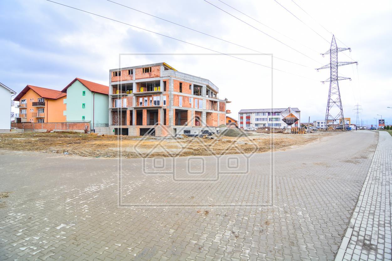 Apartament 2 camere de vanzare in Sibiu - balcon si loc de parcare