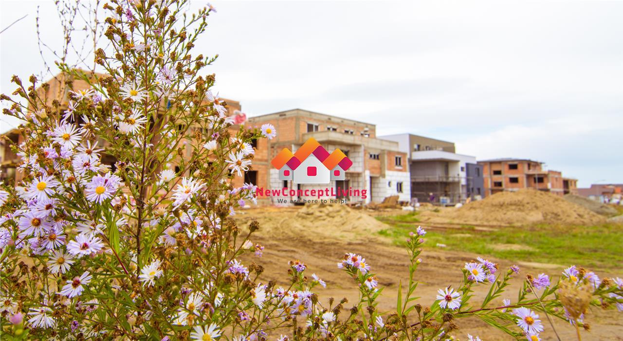 Apartament de vanzare in Sibiu - tip penthouse - 2 terase generoase