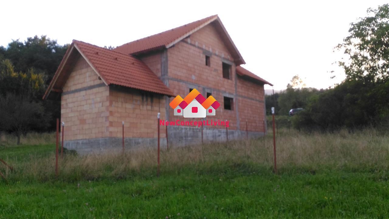 Casa de vanzare in Sibiu - Tocile  - predare la rosu