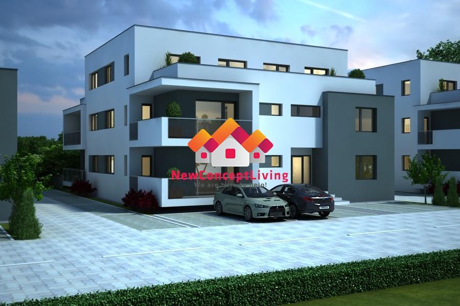 Apartament de vanzare in Sibiu - INTABULAT - 2 camere