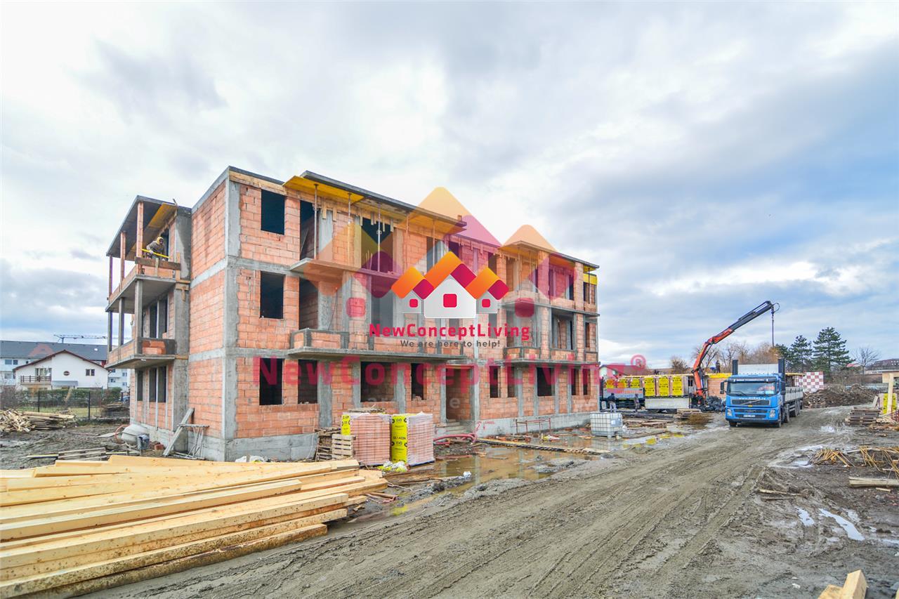 Apartament de vanzare in Sibiu- Silver - bucatarie separata