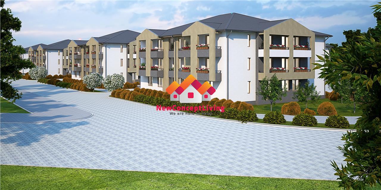 Apartament de vanzare in Sibiu - 2 camere decomandate - Ideal I