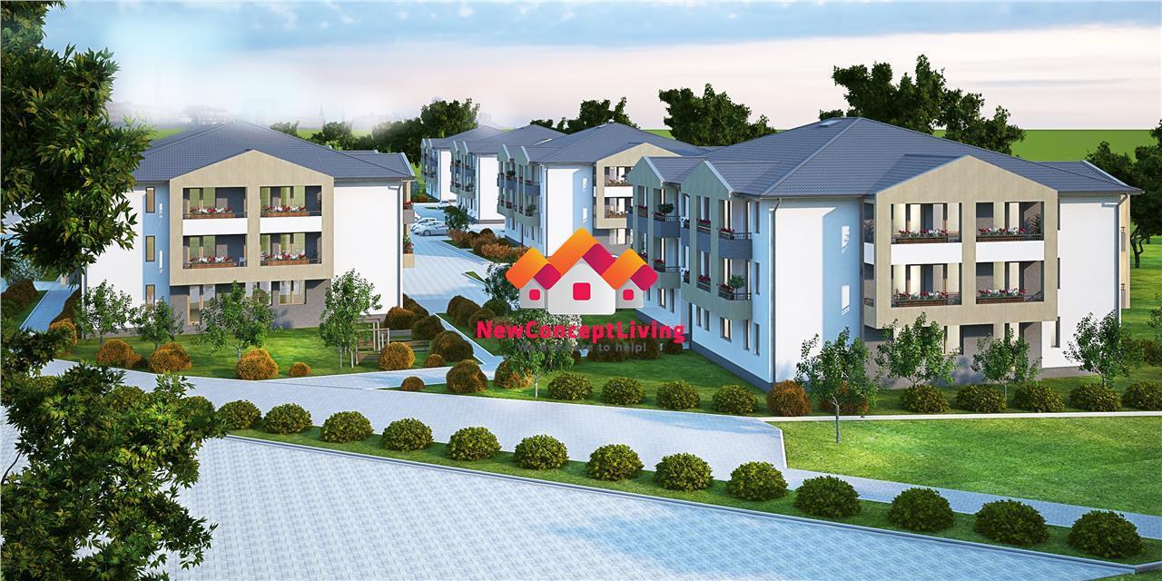 Apartament de vanzare in Sibiu - 2 CAMERE - Ideal II