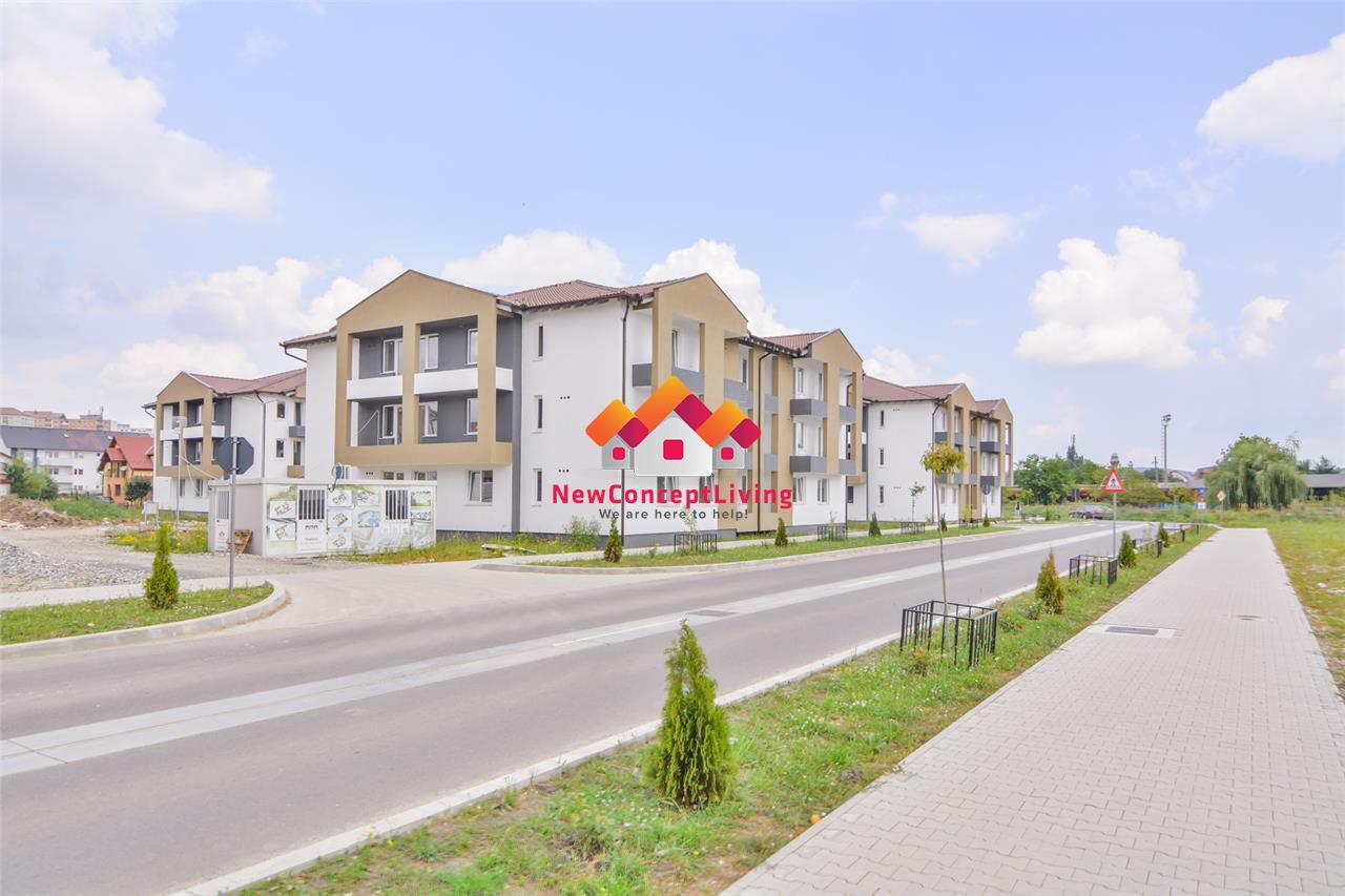 Apartament de vanzare in Sibiu - INTABULAT - 2 CAMERE - Ideal II