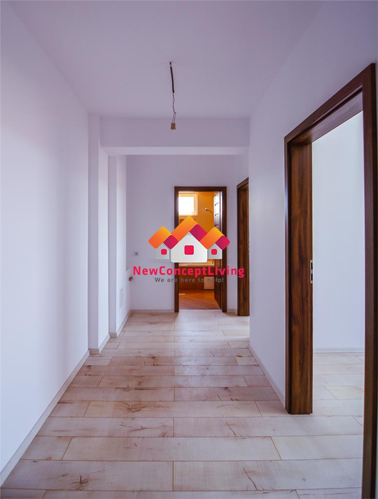 Apartament de vanzare in Sibiu - 3 camere - loc de parcare si pivnita