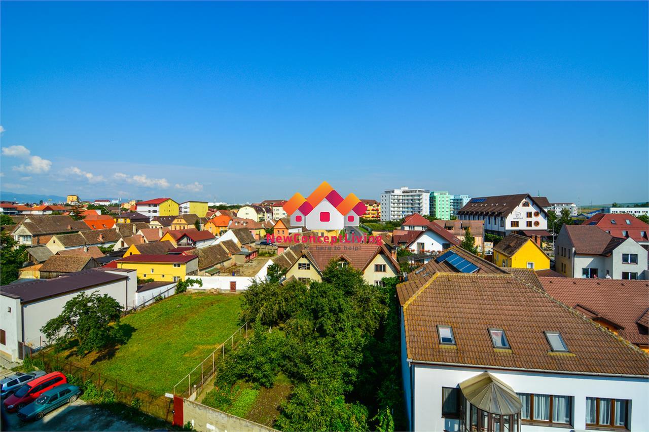 Apartament de vanzare in Sibiu - 2 camere - tip mansarda-zona Turnisor