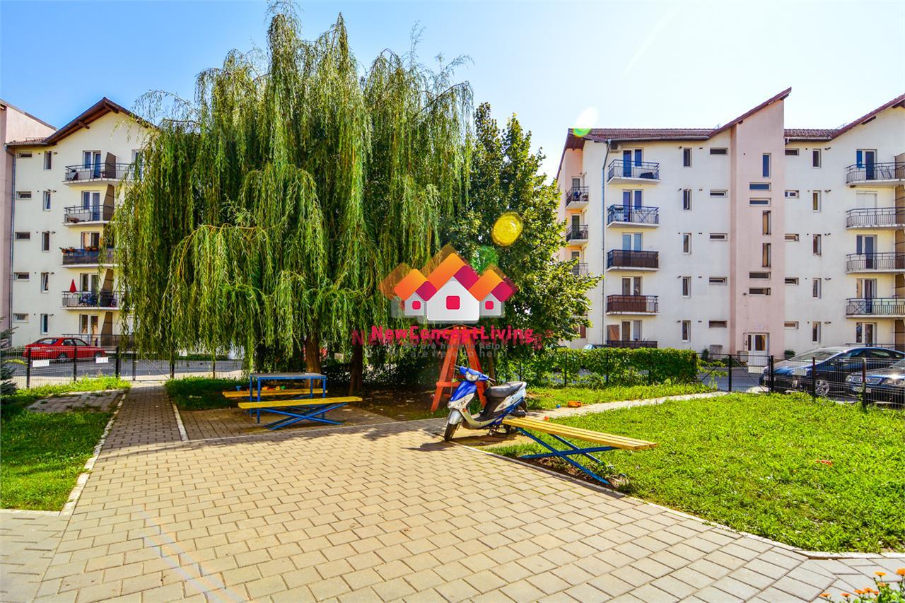 Apartament de vanzare in Sibiu - 3 camere -Turnisor - Alma
