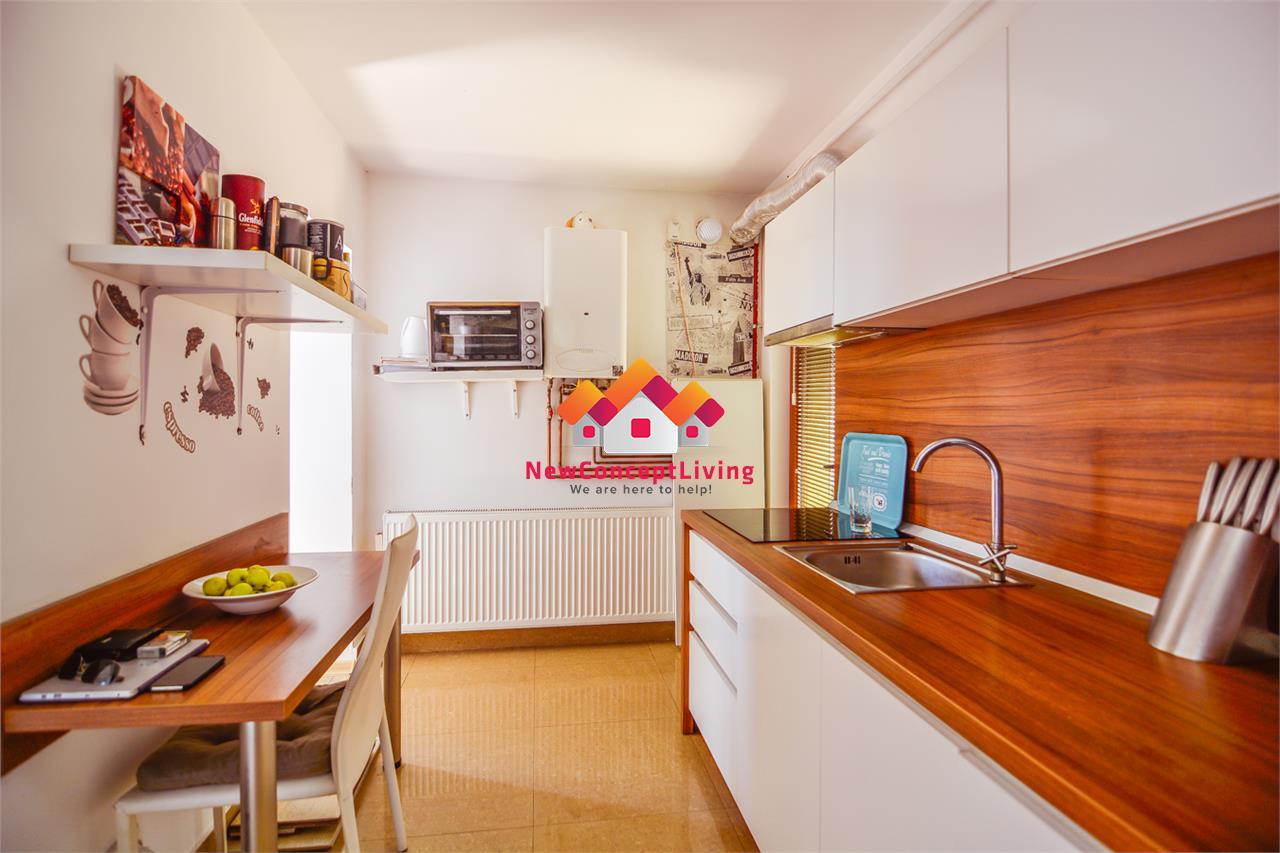 Apartament 2 camere de vanzare in Sibiu + Balcon si Parcare.