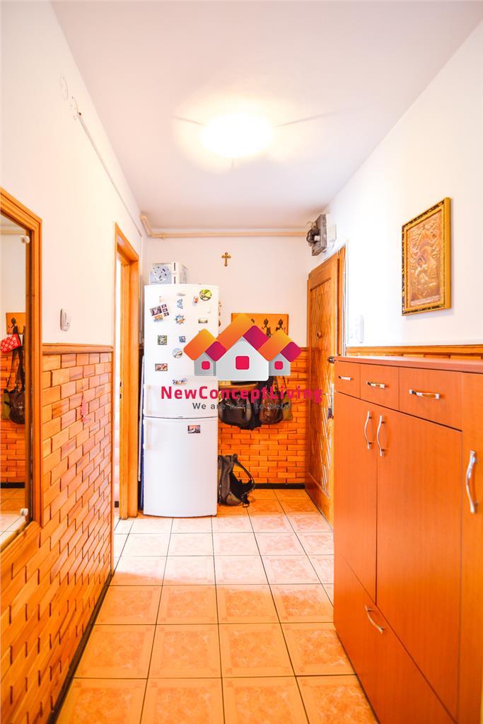 Apartament de vanzare in Sibiu - 2 camere - finisat la cheie