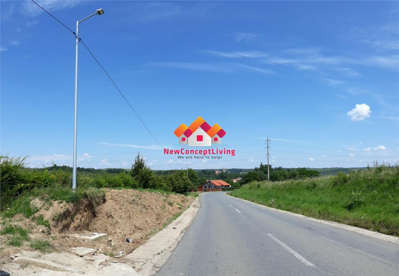 Teren de vanzare in Sibiu - La Strada - Zona Daia
