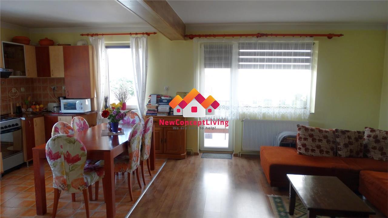 Apartament 2 camere de inchiriat- Mobilat si Utilat